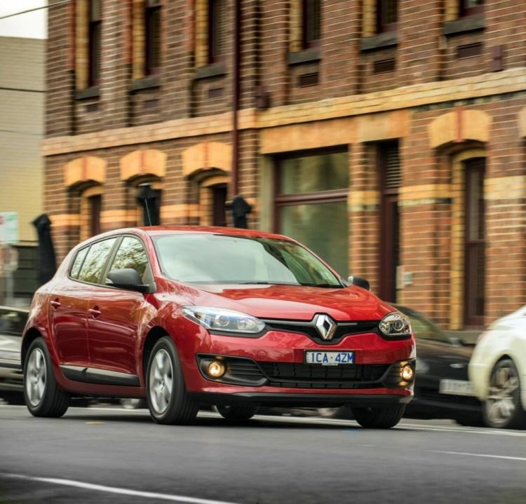 2014 Renault Megane Authentique