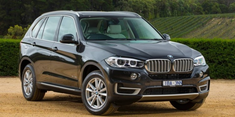 2014 BMW X5 sDrive25d review