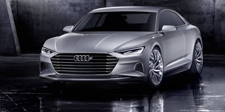 Audi prologue concept revealed