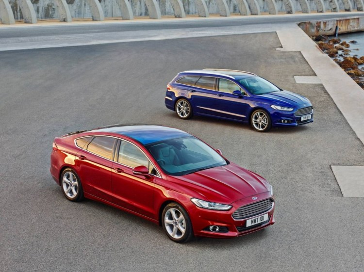 2015 Ford Mondeo details announced