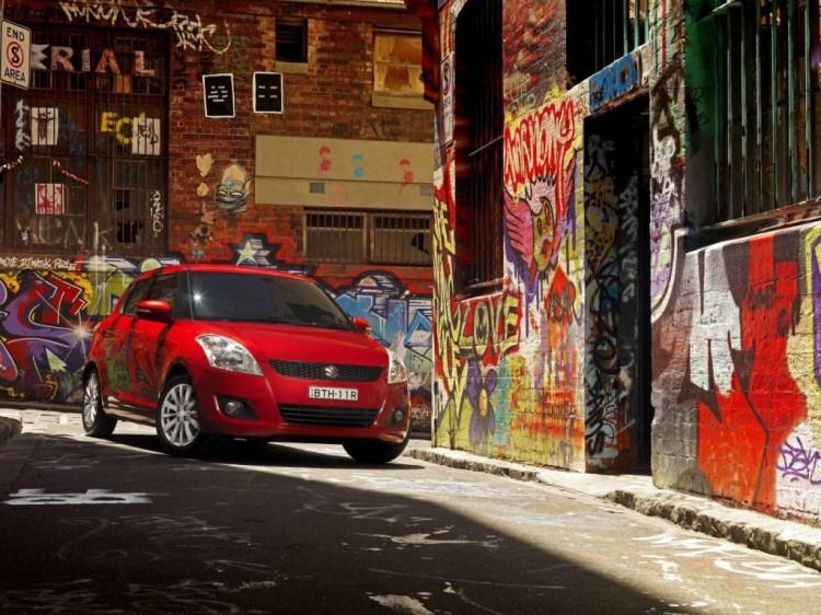 2014 Suzuki Swift GL review