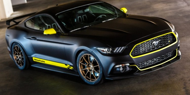Ford Racing to tune 2015 Ford Mustang EcoBoost