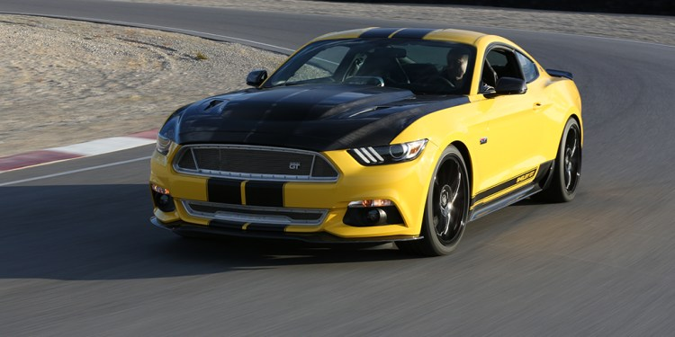 2015 Shelby GT trumps Shelby Mustang GT350R