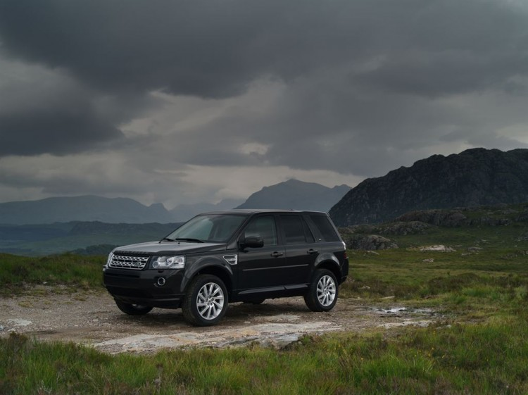 Land Rover Freelander 2 TD4 SE review