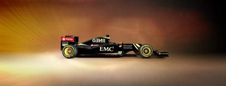 2015 Lotus E23 Hybrid F1 car revealed