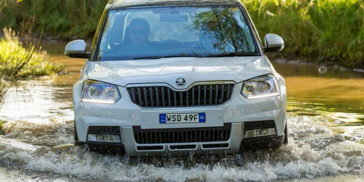 2014 Skoda Yeti 77TSI review