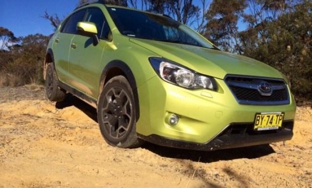 Subaru XV farewell