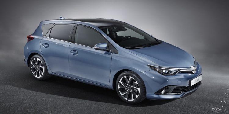 2016 Toyota Corolla revealed