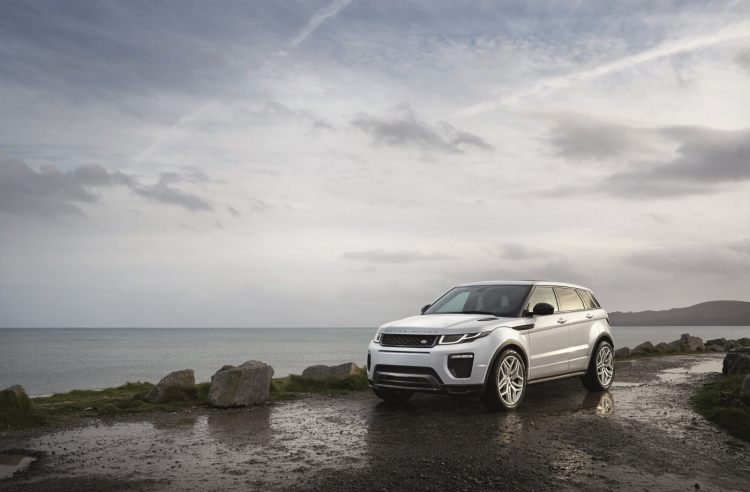 2016 Range Rover Evoque revealed