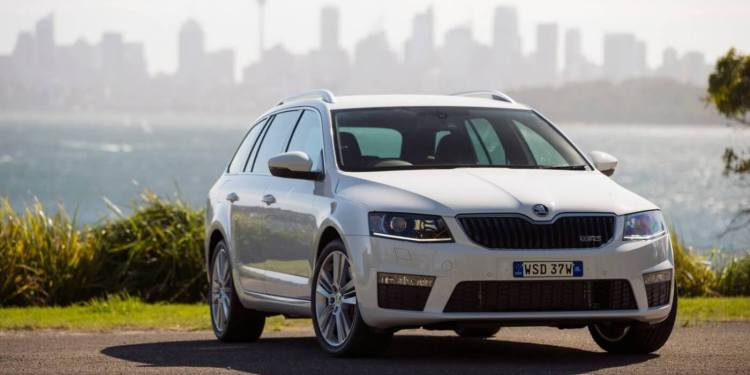 2014 Skoda Octavia RS review