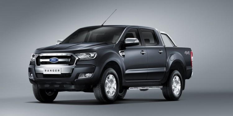 2015 Ford Ranger revealed