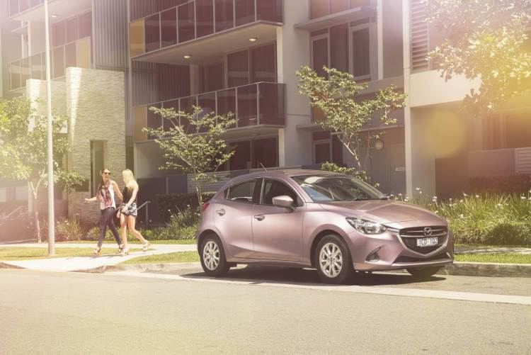 2015 Mazda2 Maxx review