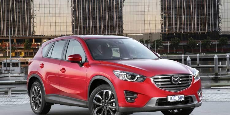 2015 Mazda CX-5 review