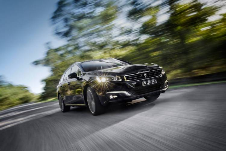 2015 Peugeot 508 preview