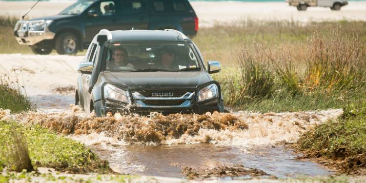 Isuzu launches i-venture club for 4x4 training