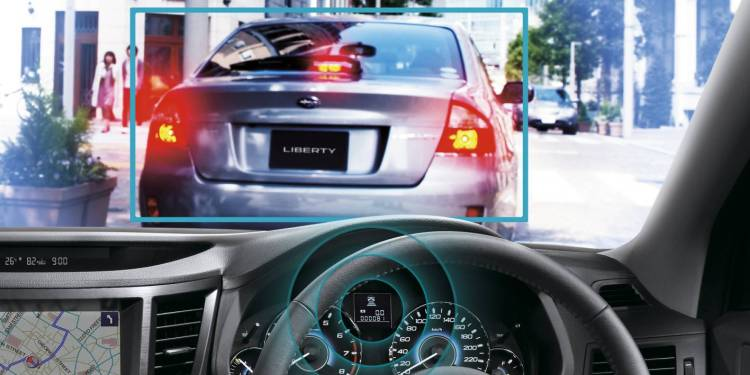 What is active cruise control?