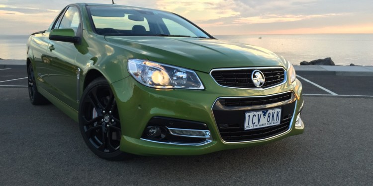 2015 Holden Commodore SSV Redline Ute review