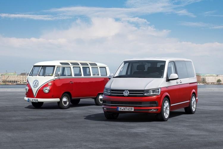 2016 Volkswagen Transporter revealed