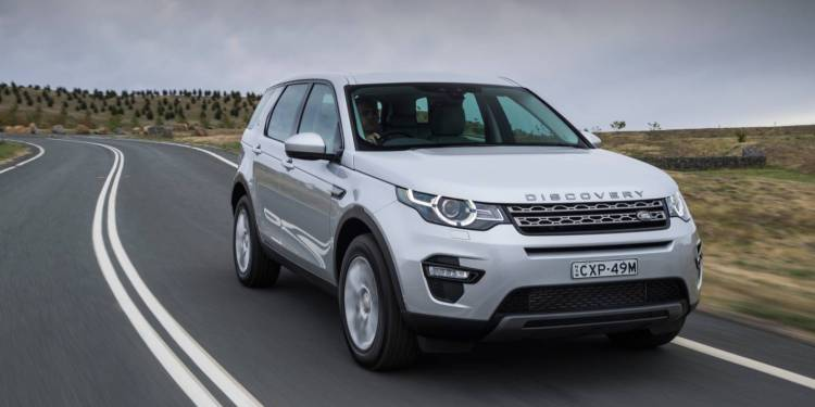2015 Land Rover Discovery Sport Pricing
