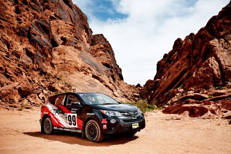 2015 Toyota Rally RAV4 revealed