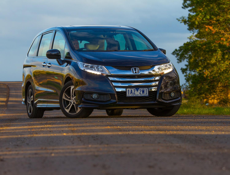 2014 Honda Odyssey VTi-L review   Practical Motoring