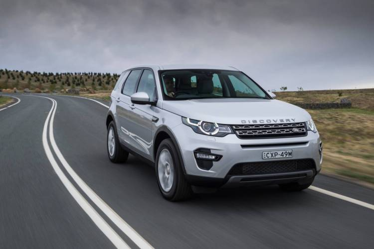2015 Land Rover Discovery Sport SD4 car review