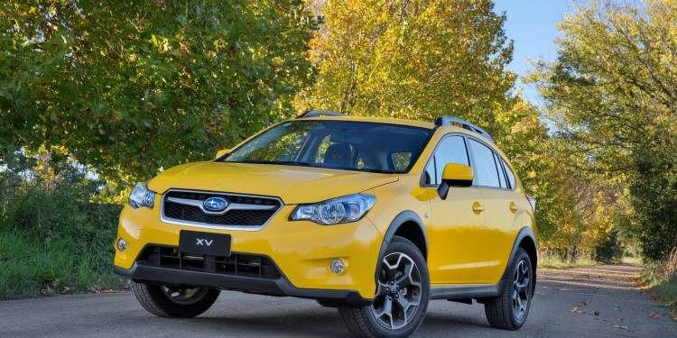 Sunshine Yellow 2015 XV Special Edition revealed