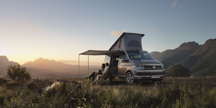 2016 Volkswagen California revealed