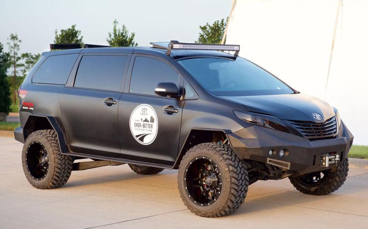 Toyota reveals Ultimate Utility vehicle