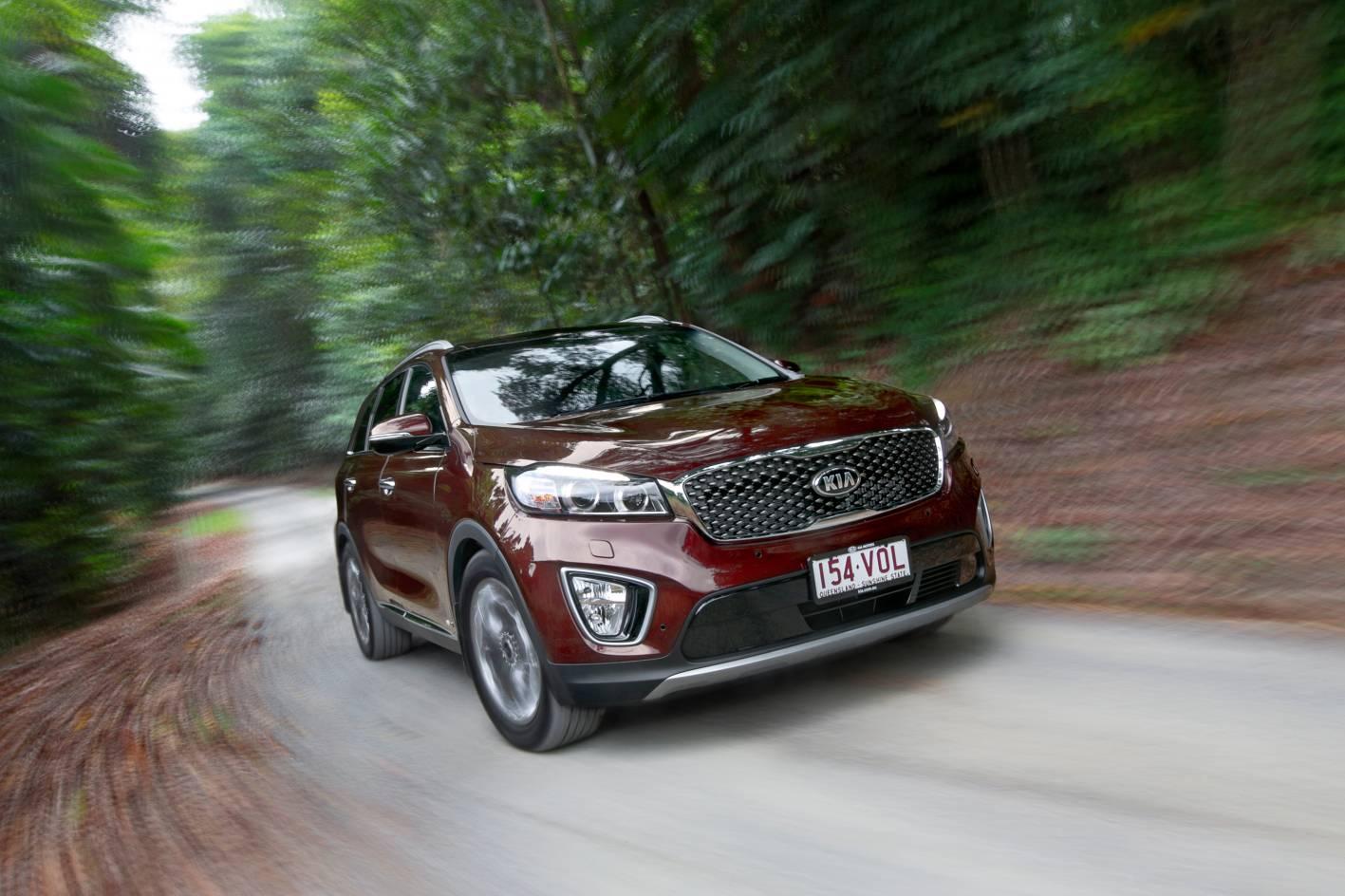 tech expert sorrento drive kia sorento cars reviews review kx