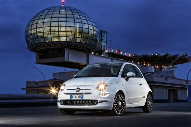 2016 Fiat 500 revealed