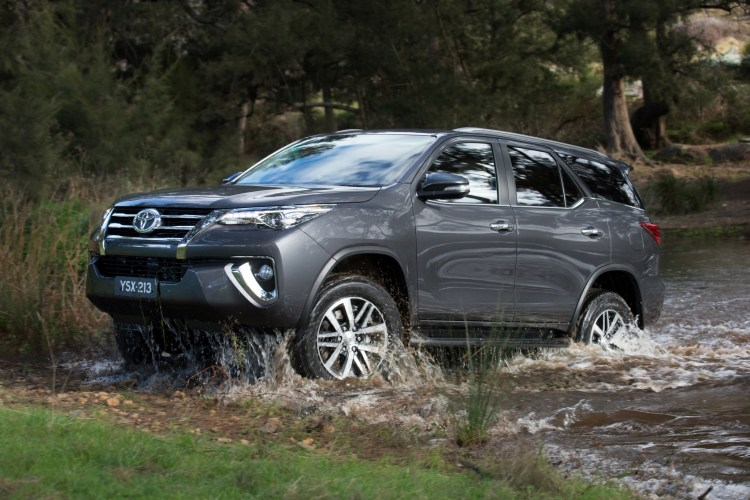 2016 Toyota Fortuner revealed