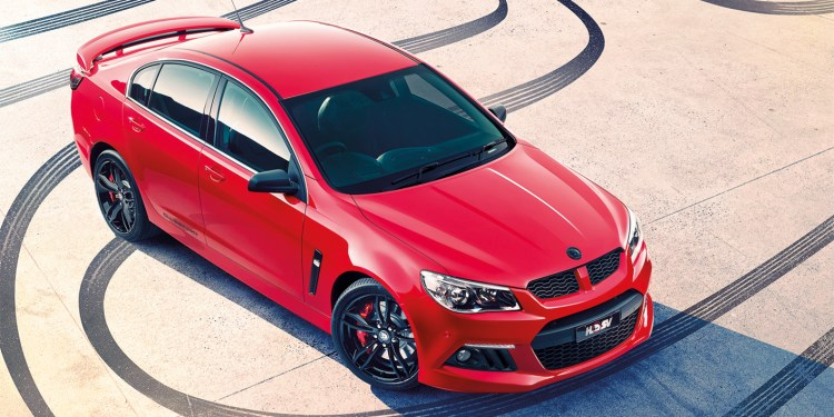 2015 Holden Commodore ClubSport R8 25th anniversary revealed