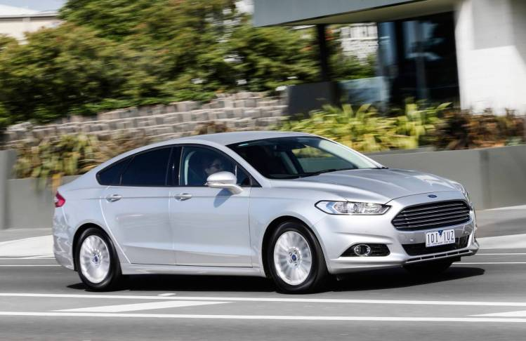 2015 Ford Mondeo Trend car review