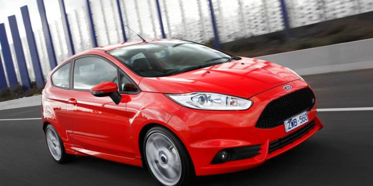 2015 Ford Fiesta ST car review