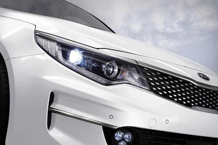 all-new 2016 Kia Optima revealed
