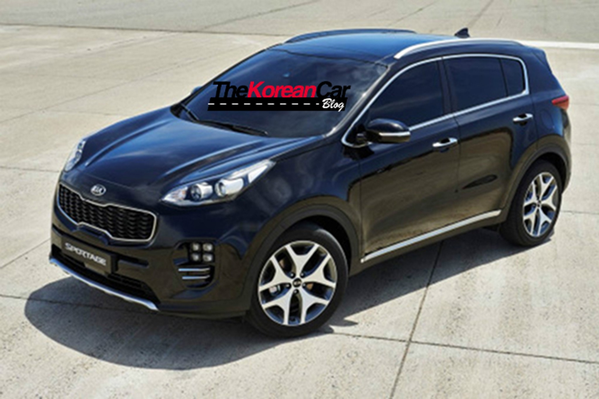 all new 2016 kia sportage revealed in leaked images practical motoring