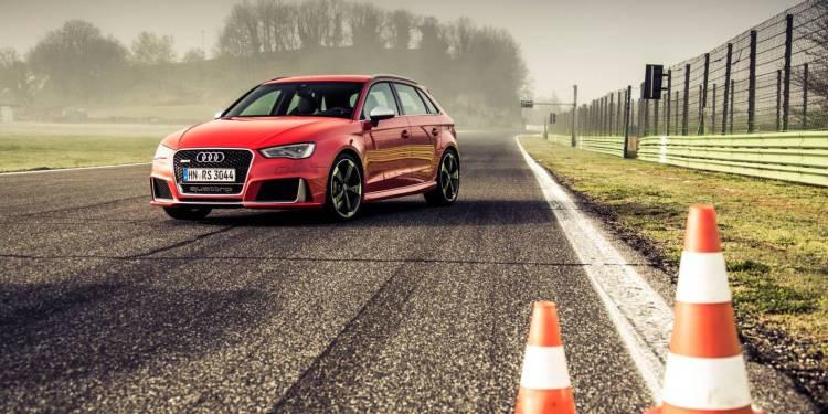 2015 Audi RS 3 Sportback arrives in October
