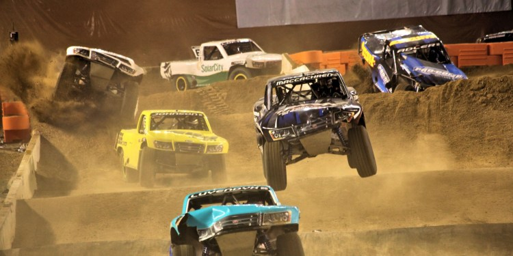 Robby Gordon brings Stadium Super Trucks back to Australia