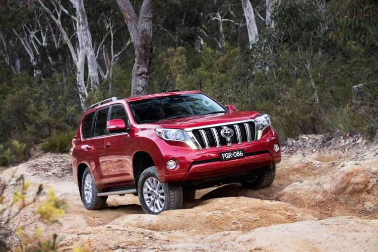 2015 Toyota Prado car review