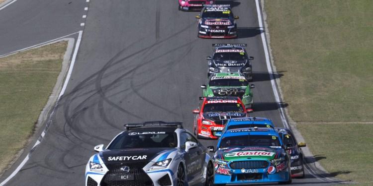 Lexus won't enter V8 Supercars. Yet...
