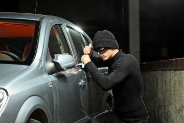 RACQ says car thieves target homes for keys and then steal cars from driveways