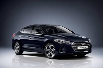 all-new 2016 Hyundai Elantra revealed