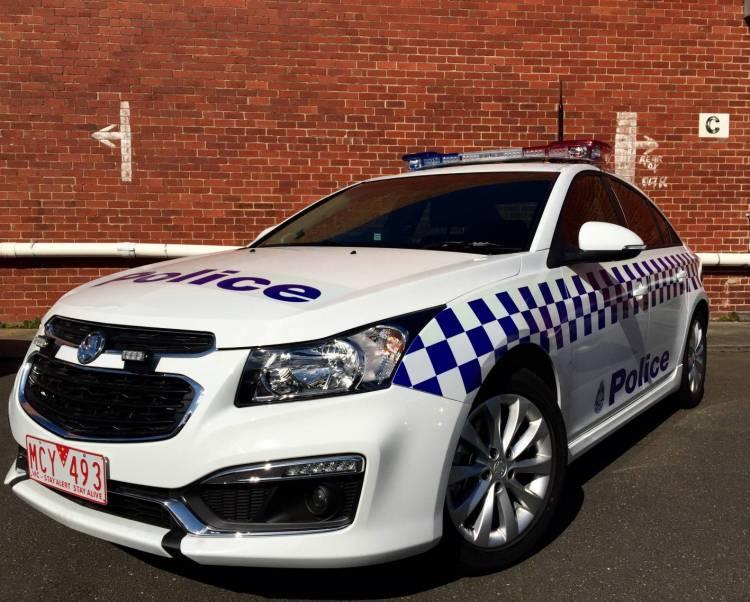 Victoria Police chooses Cruze SRi as new patrol car
