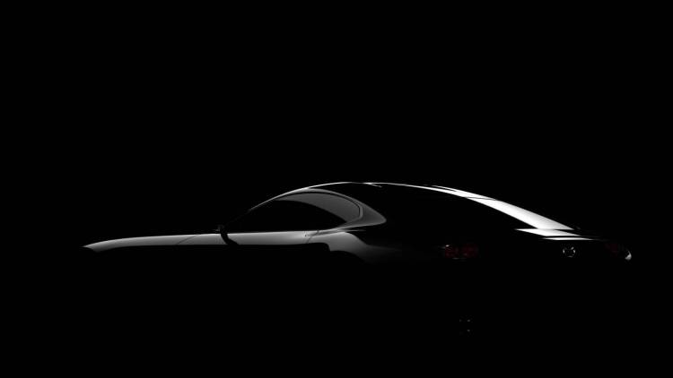 Mazda sports car concept teased
