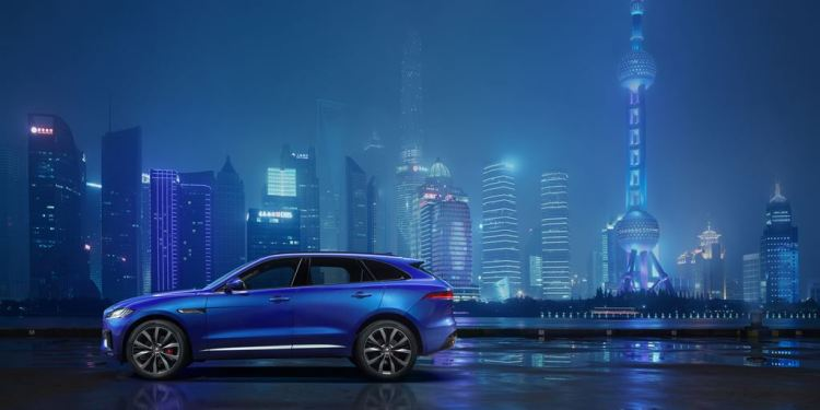 2016 Jaguar F-Pace officially revealed