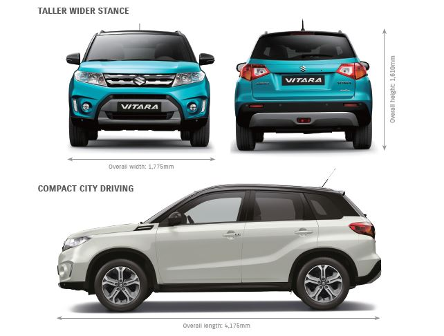 2016 Suzuki Vitara Arrives In Australia Practical Motoring