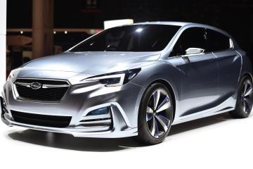 Impreza 5-door concept