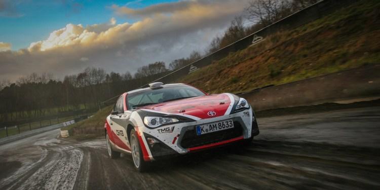 Toyota GT86 CS-R3 gets FIA homologation