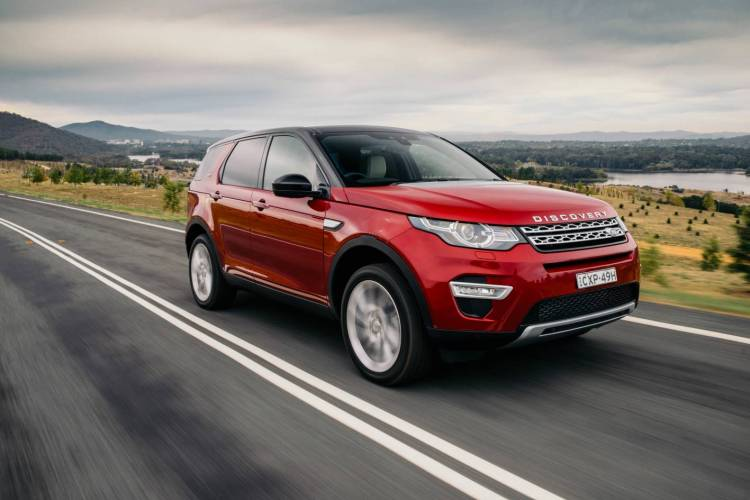 Discovery Sport SD4 car review